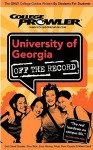 University of Georgia - Nicole Gross, Meghan Dowdell, Adam Burns