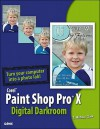 Corel Paint Shop Pro X Digital Darkroom - T. Michael Clark