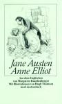 Anne Elliot - Margarete Rauchenberger, Jane Austen
