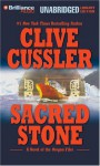 Sacred Stone (Audio) - J. Charles, Clive Cussler, Craig Dirgo