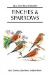 Finches & Sparrows - Peter Clement