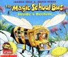 The Magic School Bus Inside a Beehive - Joanna Cole, Bruce Degen