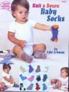 Knit A Dozen Baby Socks - Edie Eckman