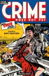 Crime Does Not Pay Archives Volume 1 - Various, Philip Simon, Matt Fraction