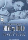 Mine to Hold - Shayla Black, Lexi Maynard