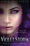 Violet Storm (Modi Series) (Volume 1) - Anna Soliveres