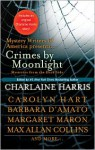 Crimes by Moonlight: Mysteries from the Dark Side - Charlaine Harris, Mickey Spillane, Parnell Hall, Steve Brewer