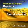 Deserts/Los Desiertos - Dana Meachen Rau