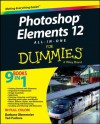 Photoshop Elements 12 All-in-One For Dummies - Barbara Obermeier, Ted Padova