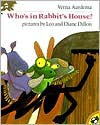 Who's in Rabbit's House?: A Masai Tale - Verna Aardema, Leo Dillon, Diane Dillon