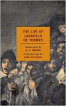 The Life of Lazarillo de Tormes (New York Review Books Classics) - Anonymous, W.S. Merwin, Juan Goytisolo
