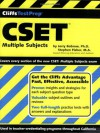 CSET: Multiple Subjects (Cliffs Test Prep) - Jerry Bobrow Ph.D., Stephen Fisher