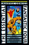 The Essential Fantastic Four Volume 1 - Stan Lee, Jack Kirby