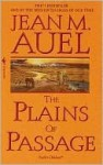 The Plains of Passage (Earth's Children, #4) - Jean M. Auel, Aníbal Leal