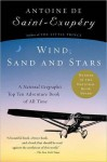 Wind, Sand And Stars - Antoine de Saint-Exupéry