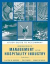 Introduction to Management in the Hospitality Industry, Study Guide - Thomas F. Powers, Clayton W. Barrows, Dennis Reynolds