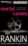 Mortal Causes - Ian Rankin, Michael Page