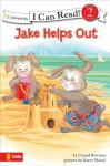 Jake Helps Out: Biblical Values (I Can Read! / The Jake Series) - Crystal Bowman, Karen Maizel