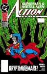 Action Comics (1938-2011) #599 - John Byrne, Ross Andru
