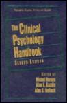 The Clinical Psychology Handbook - Michel Hersen