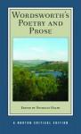 Wordsworth's Poetry and Prose (Norton Critical Editions) - William Wordsworth, Nicholas Halmi