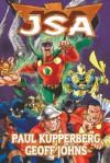 JSA: Ragnarock v. 1 - Alan Kupperberg, Geoff Johns