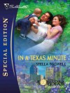 In a Texas Minute (The Foruntes of Texas: Reunion) - Stella Bagwell