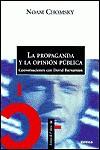 Propaganda y Opinion Publica - Noam Chomsky