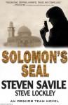 Solomon's Seal (Ogmios Team Novels) - Steven Savile, Steve Lockley