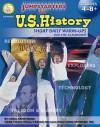 Jumpstarters for U.S. History, Grades 4 - 8 - Linda Armstrong
