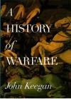 A History of Warfare [With Earbuds] - John Keegan, Frederick Davidson
