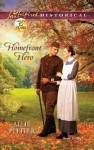 Homefront Hero (Love Inspired Historical) - Allie Pleiter