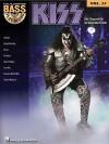 Kiss - Bass Play-Along Volume 27 (Book/Cd) (Hal Leonard Bass Play-Along) - Kiss
