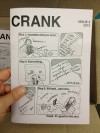 Crank Issue 2 - Alice Cannon, Liam V Hogan, K Leishman, Mike Lynch, R M Cannon, R Franzke, Deborah Pickett, James McNabb, Christopher Welldon, Jay Duret, Savina Hopkins