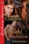 Treasured Temptation [Triple Dare County, South Dakota 4] (Siren Publishing Everlasting Polyromance) - Paige Cameron