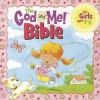 The God and Me Bible for Girls Ages 2-5 - Su Box, Graham Round