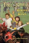 Horses in the Wind: A tale of Seabiscuit - Candice F. Ransom, Greg Call