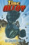The Zinc Alloy: The Invincible Boy-Bot - Donald B. Lemke
