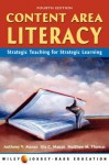 Content Area Literacy: Strategic Thinking for Strategic Learning - Anthony V. Manzo