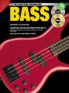 Bass Guitar Bk/CD/DVD: For Beginner to Advanced Students - Gary Turner