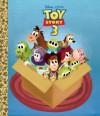 Toy Story 3 Big Golden Board Book (Disney/Pixar Toy Story 3) - Annie Auerbach, Adrian Molina