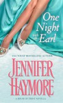One Night with an Earl (House of Trent, #2.5) - Jennifer Haymore