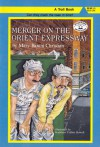 Merger on the Orient Expressway (Determined Detectives) - Mary Blount Christian, Kathleen Collins Howell