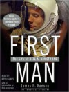 First Man: The Life of Neil A. Armstrong (Audio) - James R. Hansen, Boyd Gaines