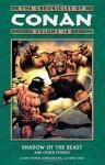 The Chronicles of Conan, Volume 14: Shadow of the Beast - Roy Thomas, John Buscema