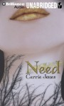 Need - Carrie Jones, Julia Whelan