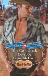 The Comeback Cowboy - Cathy McDavid