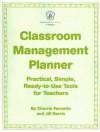 Classroom Management Planner - Cherrie Farnette, Jill Norris