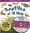 Reptiles of All Kinds [With CD] - Kelley Macaulay, Bobbie Kalman