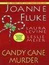 Candy Cane Murder (Hannah Swensen) - Joanne Fluke